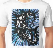 Lunatic Lunacy Blue moon Unisex T-Shirt