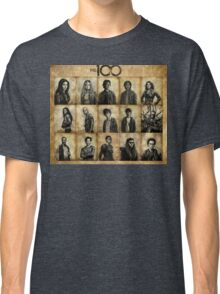 The 100 poster 2 Classic T-Shirt