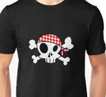 Pirate Skull Crewman Unisex T-Shirt