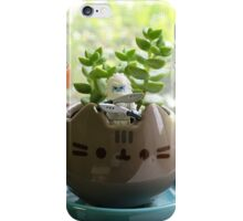 New gardener needed... iPhone Case/Skin