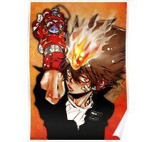 Katekyo Hitman Reborn! Poster