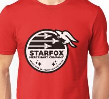 Star Fox Mercenary Patch Unisex T-Shirt
