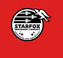 Star Fox Mercenary Patch Unisex T-Shirt