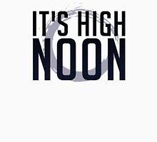 It's High Noon (Black/Blue) Unisex T-Shirt