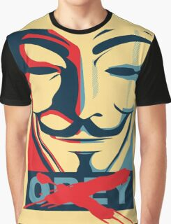 Disobey Graphic T-Shirt