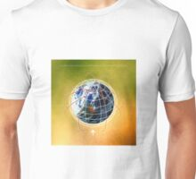Digital design background Unisex T-Shirt