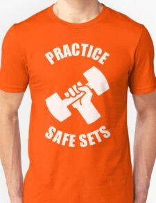 Practice Safe Sets Unisex T-Shirt
