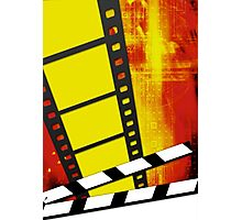 Movie Industry Photographic Print