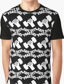Practice Safe Sets Graphic T-Shirt