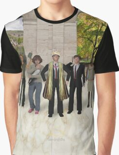 All walks of life Graphic T-Shirt