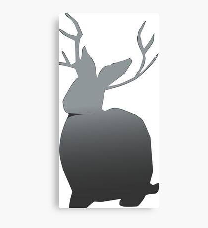 Miike Snow Logo Canvas Print