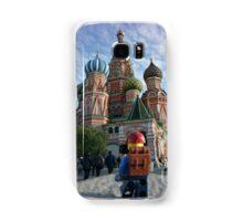 Lego Backpacker in Russia Samsung Galaxy Case/Skin