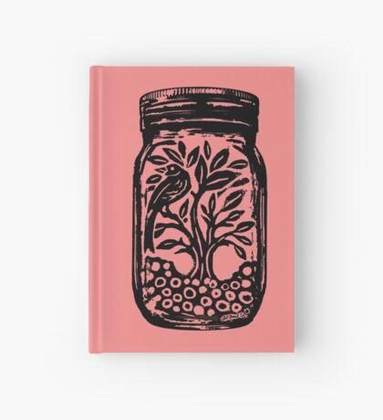 Mason Jar Hardcover Journal
