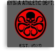 HYDRA Athletic Department Canvas Print