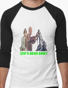 Pulp Fiction - Zed's Dead Baby Men's Baseball ¾ T-Shirt