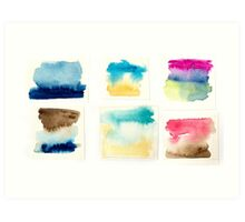Sea Storms, Beachscapes & Sunsets Art Print
