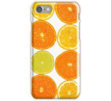 Oranges & Lemons iPhone Case/Skin