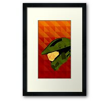 Triangular Chief Framed Print