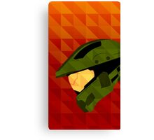 Triangular Chief Canvas Print