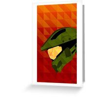 Triangular Chief Greeting Card