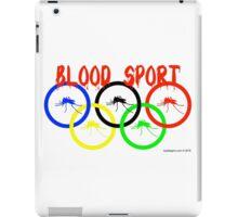 Blood Sport iPad Case/Skin