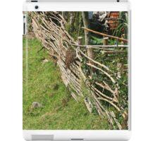 Wood Fence iPad Case/Skin