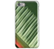 Banana Tree Leaf iPhone Case/Skin