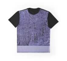 Springtime Snow In Pennsylvania  Graphic T-Shirt