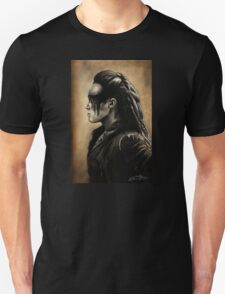Lexa Profile View  Unisex T-Shirt