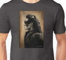 Lexa Profile View  Unisex T-Shirt