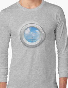 Polar eye Long Sleeve T-Shirt