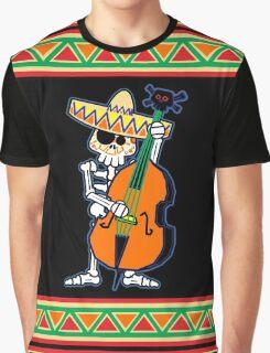 el contrabajo de los muertos Graphic T-Shirt