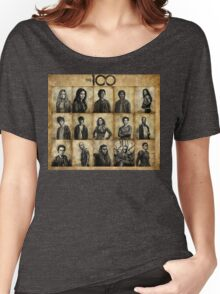 The 100 poster 1 Women's Relaxed Fit T-Shirt