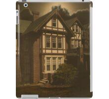 Yuengling Mansion iPad Case/Skin