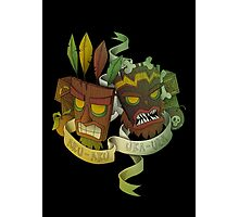 Aku Uka Brothers Photographic Print