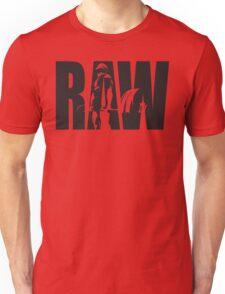 Raw Strength (Deadlift) Unisex T-Shirt
