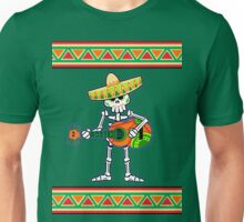 la guitarra de los muertos Unisex T-Shirt