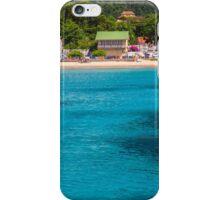 Sandy Beach on Sea Coast iPhone Case/Skin