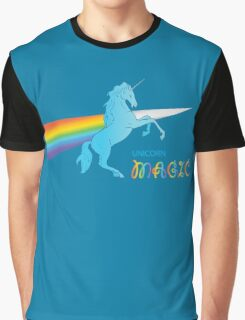 Cool unicorn like rainbow prism Graphic T-Shirt