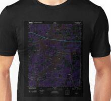 USGS TOPO Map Alabama AL Riverside 20110928 TM Inverted Unisex T-Shirt