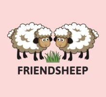 Friendsheep One Piece - Long Sleeve