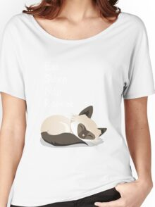 Cat's Life Women's Relaxed Fit T-Shirt