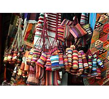 Moroccan Colors Photographic Print