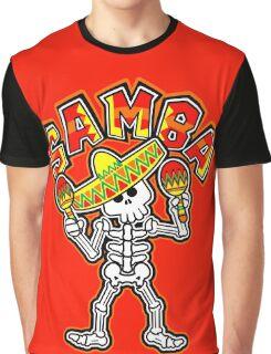 Samba Bones Graphic T-Shirt