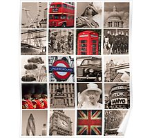 Celebrate London Poster