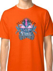 summer time blue  Classic T-Shirt