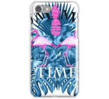 summer time blue  iPhone Case/Skin