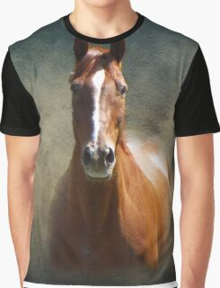 Misty In The Moonlight Graphic T-Shirt