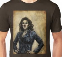 Abby Griffin w/ color Unisex T-Shirt