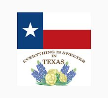Everything is Sweeter in Texas Unisex T-Shirt